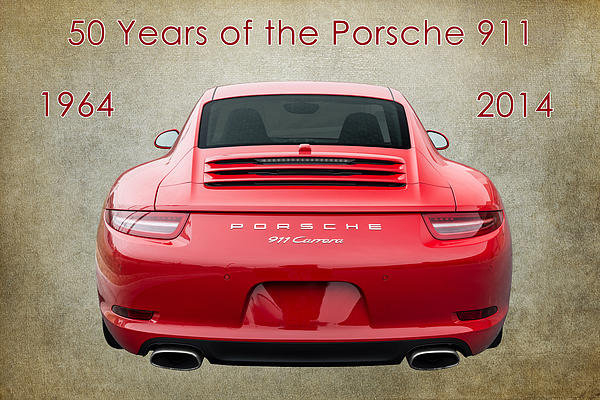 Wendell Franks - 50 Years of the Porsche 9... Print