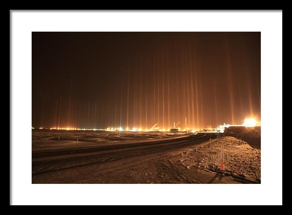Sam Amato - Night Time Radiance Print