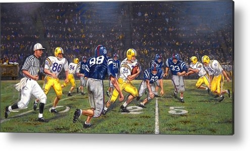 Mike Roberts - Billy Cannon