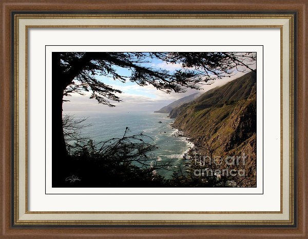 Craig Dykstra - North View From Ragged Po... Print