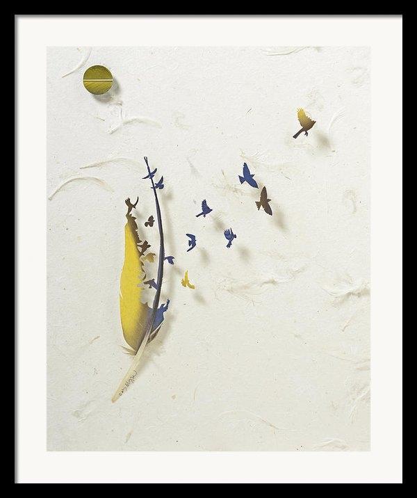 Chris Maynard - Macaw Dance 5 Print