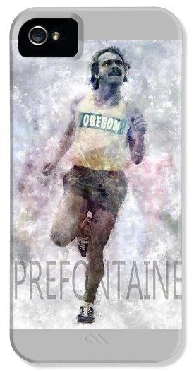Daniel Hagerman - Running Legend Steve Pref... Print