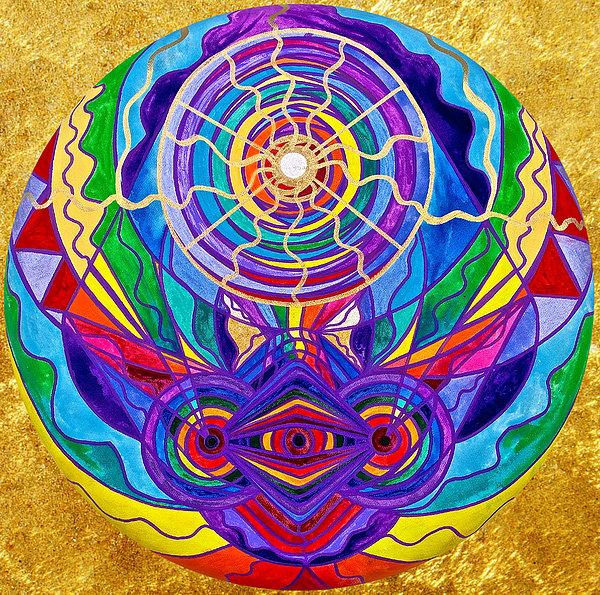 Teal Eye  Print Store - Raise Your Vibration Print