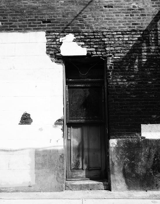 Louis Maistros - New Orleans Door Print