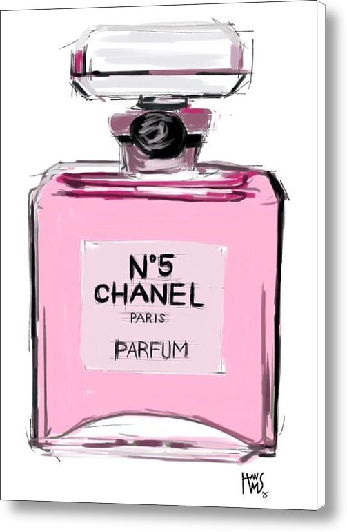 Hans Mayta - Pink Chanel N