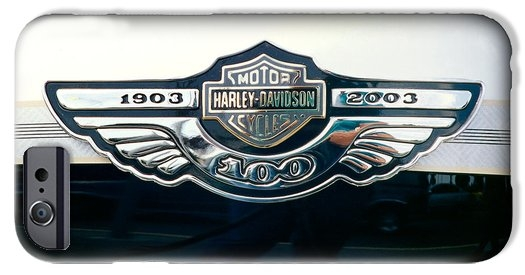 Dorrit Zaroba - Harley 100 years Print