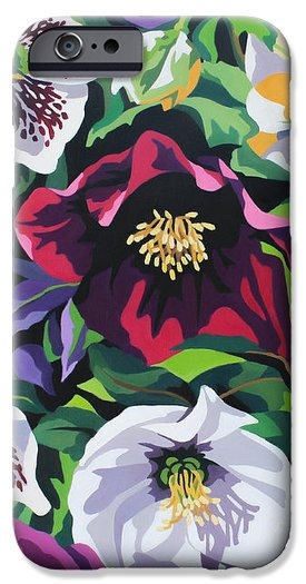 Noune Tahmassian Morse - Hellebores Print