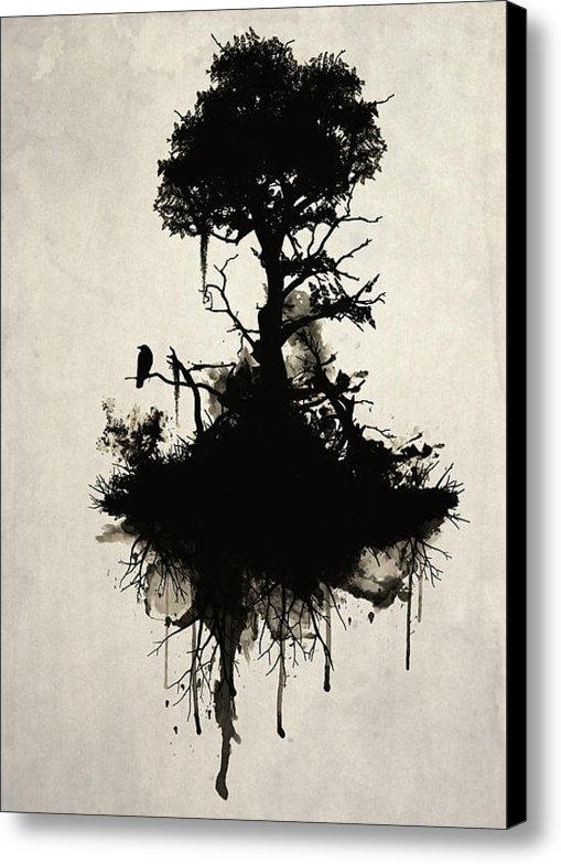 Nicklas Gustafsson - Last Tree Standing Print