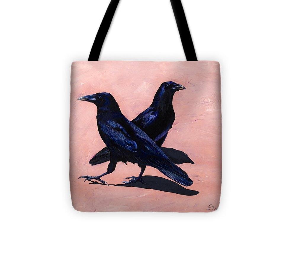 Sandi Baker - Crows Print