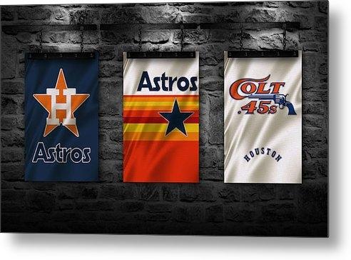 Joe Hamilton - Houston Astros Print
