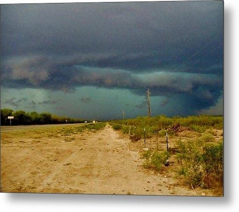 Ed Sweeney - Texas Blue Thunder Print