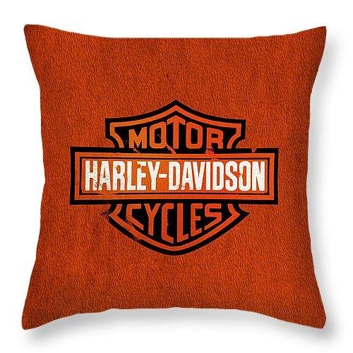 Mark Rogan - Harley-Davidson Phone Cas... Print