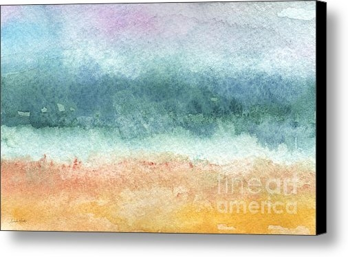 Linda Woods - Sand and Sea Print
