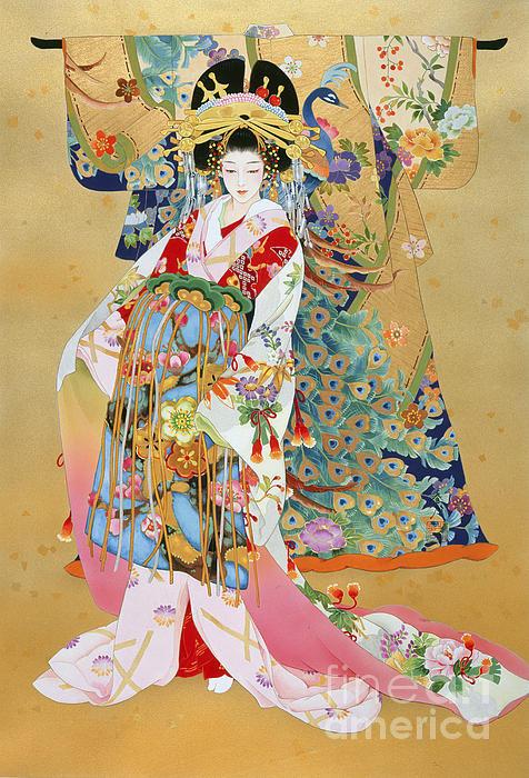 Haruyo Morita - Kogane Print