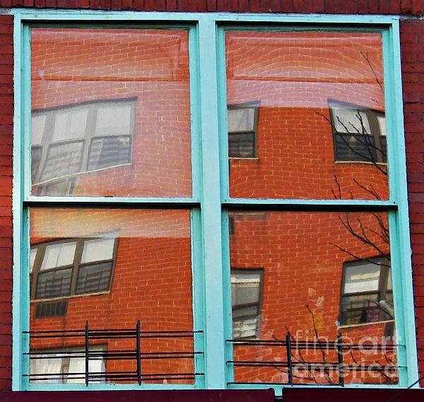 Sarah Loft - Windows in the Heights Print