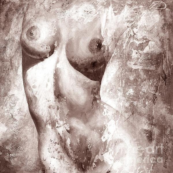 Emerico Imre Toth - Nude details - Digital gr... Print