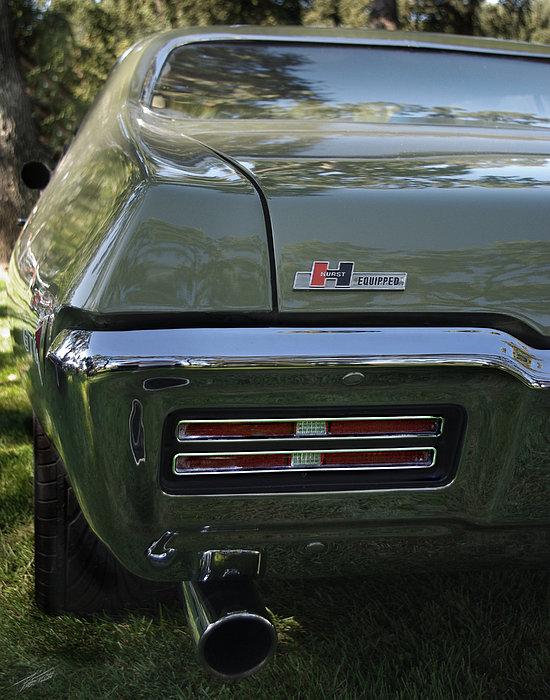 Peter Piatt - 1968 Pontiac GTO Print