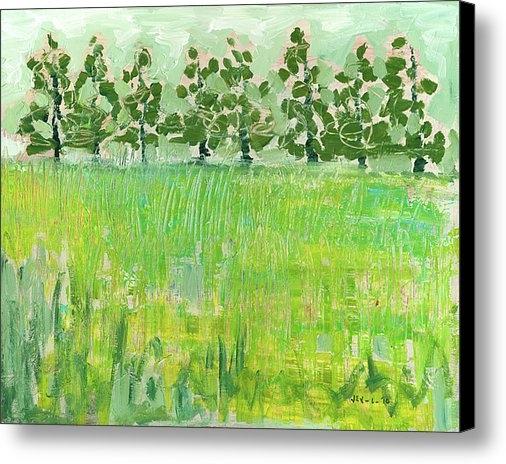 Jennifer Lommers - Across the Meadow Print