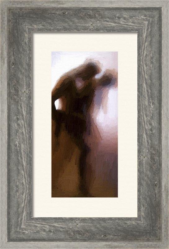 Stefan Kuhn - Lovers Print