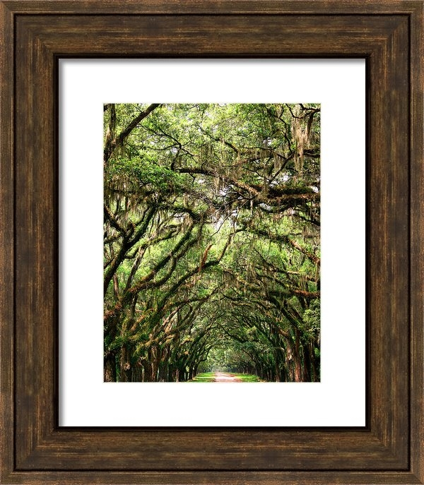 William Dey - THE GREEN MILE Savannah G... Print