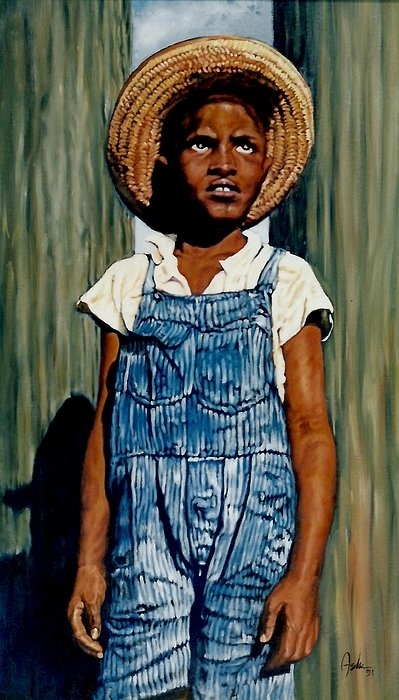 Perry Ashe - Riverboy Print