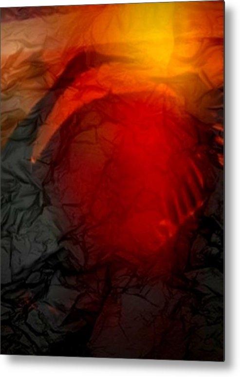 Dennis Buckman - Sandhill Crane Dance 2 Print