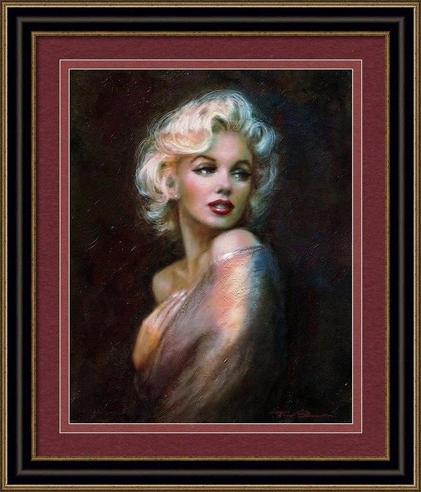 Theo Danella - Marilyn WW  Print