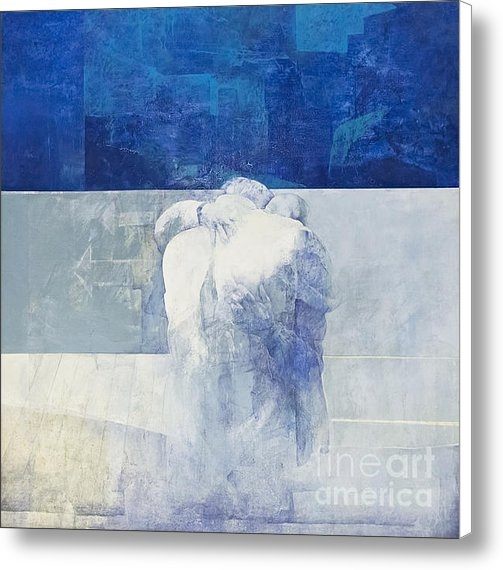 Roberto Morgenthaler - The embrace by Pedro Cano Print