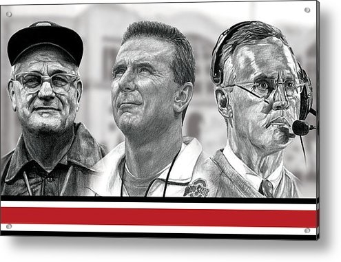 Bobby Shaw - The Coaches Print