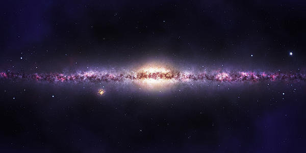 Celestial Images - Milky way galaxy Print