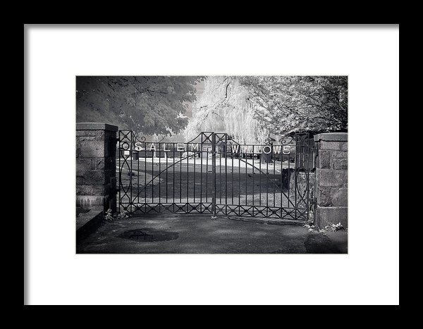 Jeff Folger - Entry to Salem Willows Print
