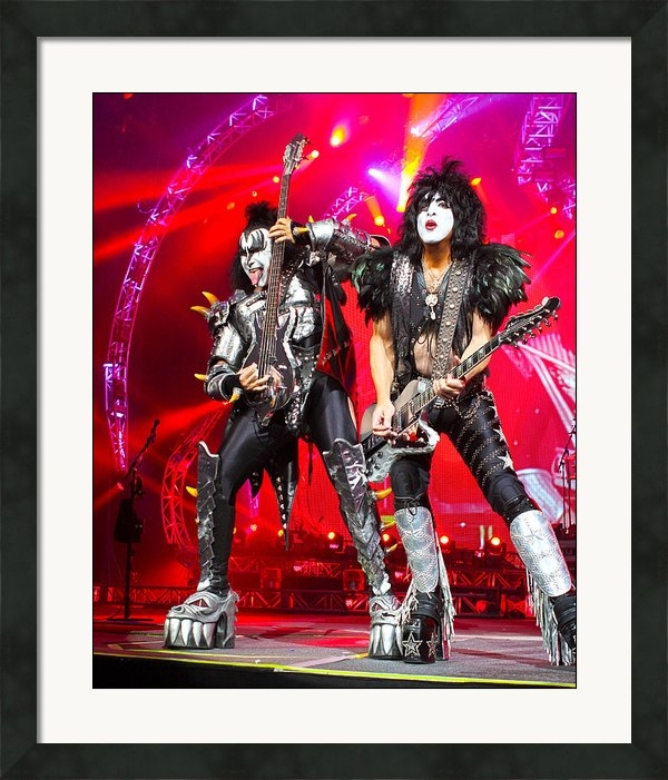 Epic Rights - KISS - 40th Anniversary T... Print