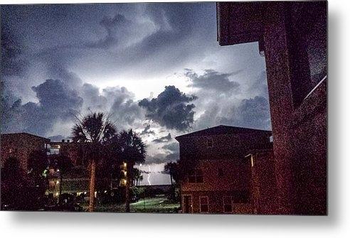 Hope Travis - Stormy Night Print