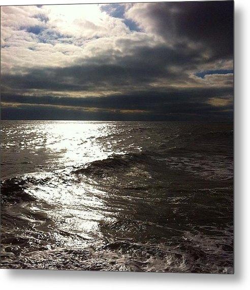 Susan Gisborne - #sea #shining #shiningpat... Print