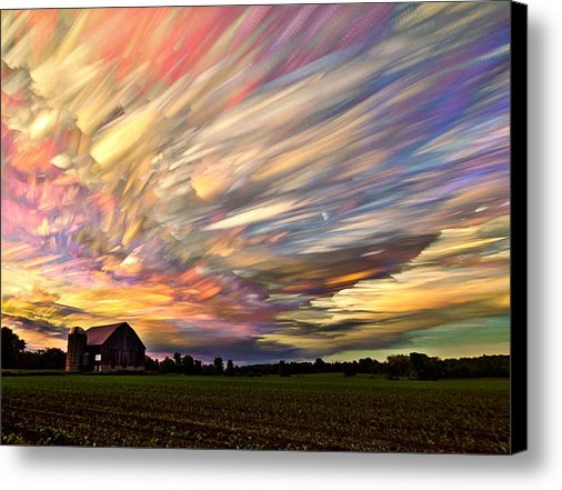 Matt Molloy - Sunset Spectrum Print