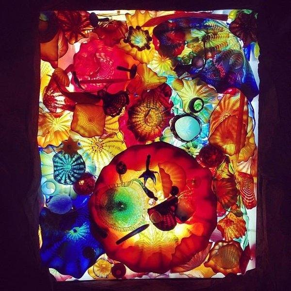 Mark Koenig - #art #blownglass #exhibit... Print