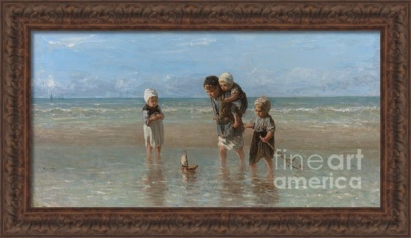 Celestial Images - Children of the Sea Print