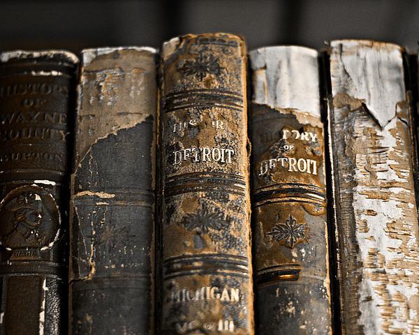 Alanna Pfeffer - History of Detroit Books Print