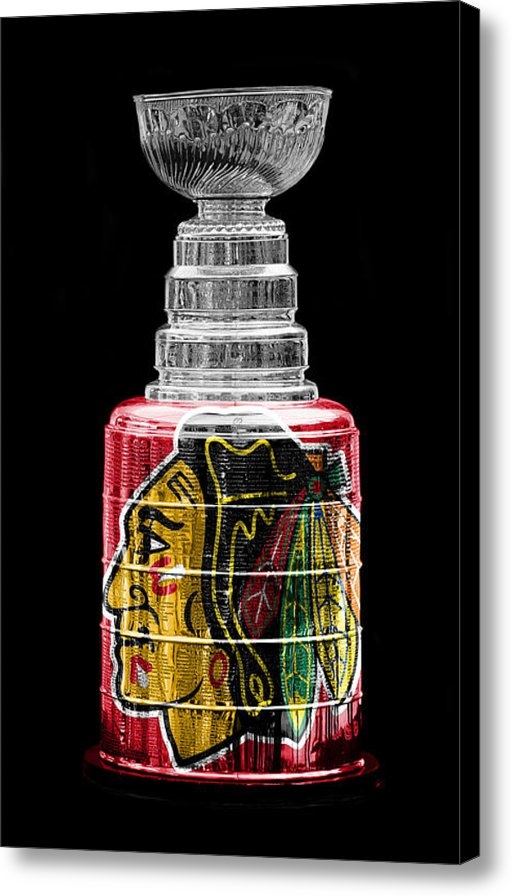Andrew Fare - Stanley Cup 6 Print