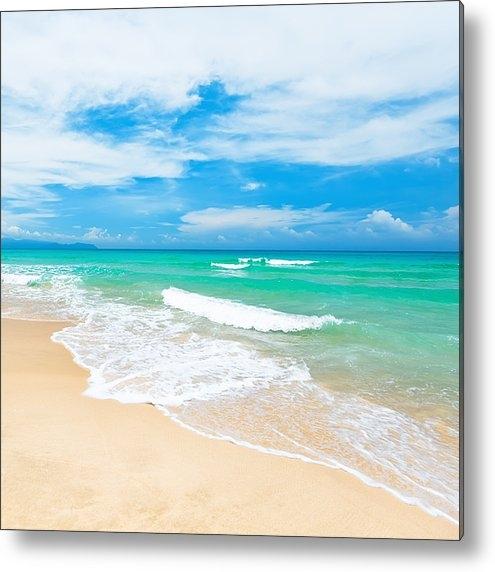 MotHaiBaPhoto Prints - Beach Print