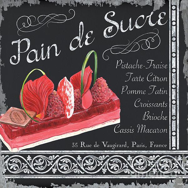 Debbie DeWitt - Pain de Sucre Print