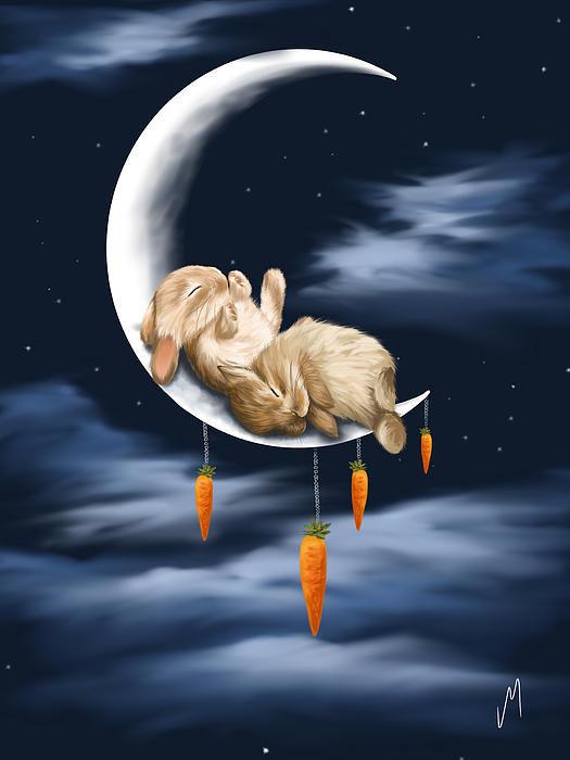 Veronica Minozzi - Sweet dreams Print