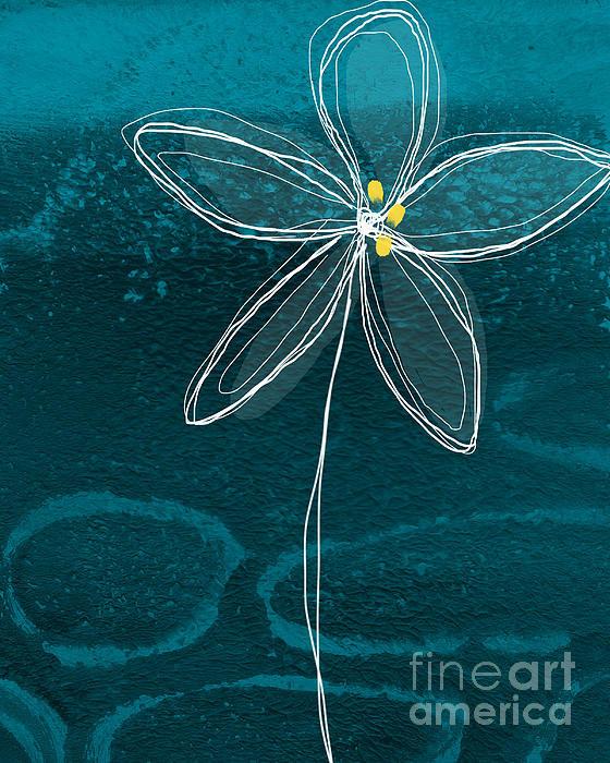 Linda Woods - Jasmine Flower Print