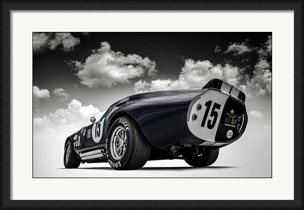 Douglas Pittman - Shelby Daytona Print