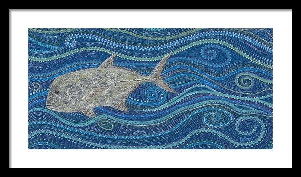 Linda Peterson - Oolala Ulua Print