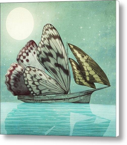 Eric Fan - The Voyage Print