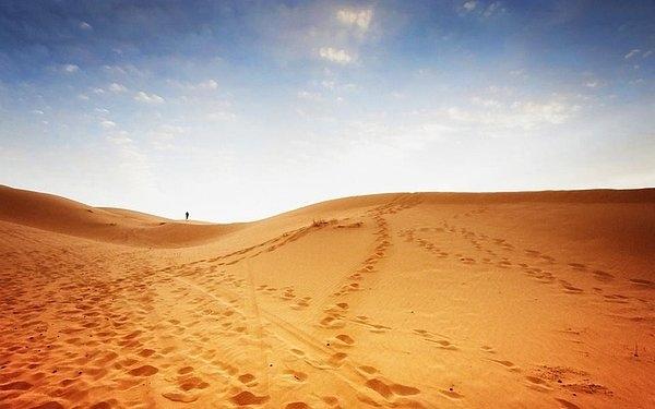 Yassine Goudmi - Desert of Wonder Print