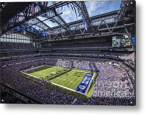 David Haskett - Indianapolis Colts 3 Print