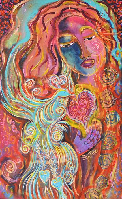 Mary Ann Matthys - SoulFire Print