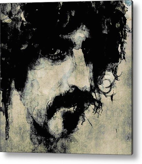 Paul Lovering - Zappa Print
